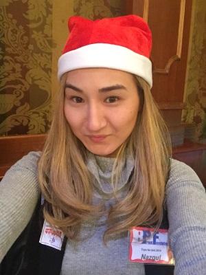 Nazgul Tutkyshbekova Santa