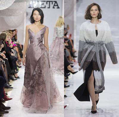 e99ee65386bd Коллекция Izeta Couture весна-лето 2018 возвращает нас в 50-е годы прошлого  столетия. Модели выдержаны в строгих тонах, в них отражена интеллектуальная  ...
